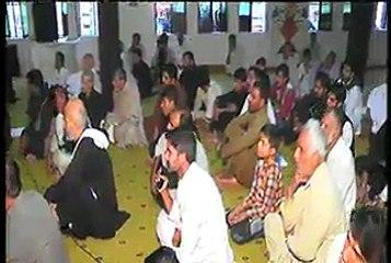 Majlis from Pangali, Lahore, PAKISTAN on 4th Nov 2016 PART-3