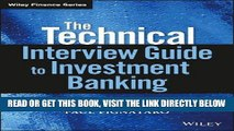 [Free Read] The Technical Interview Guide to Investment Banking, + Website (Wiley Finance) Free