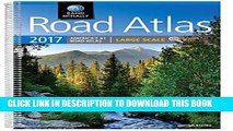 Best Seller Rand McNally 2017 Large Scale Road Atlas (Rand Mcnally Large Scale Road Atlas USA)