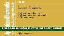 [Free Read] Methods of Mathematical Finance (Stochastic Modelling and Applied Probability) Free