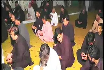 Majlis from Pangali, Lahore, PAKISTAN on 4th Nov 2016 PART-6