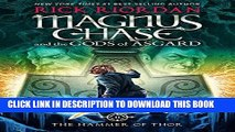 Ebook Magnus Chase and the Gods of Asgard, Book 2 The Hammer of Thor Free Download