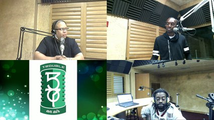 Trouble On Air 2016-11-03