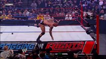 Batista attacks his friend Rey Mysterio at WWE Bragging Rights