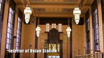 Ghost Stations - Disused Railway Stations in Omaha, Nebraska, United States