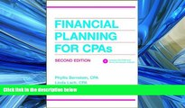 read here  Financial Planning for CPAs (CPA Practice Guide Series)