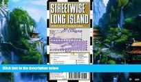 Big Deals  Streetwise Long Island Map - Laminated Regional Road Map of Long Island, New York  Full