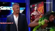 WWE Smackdown 1 November 2016 Highlights - wwe smackdown 11/01/16 Highlights