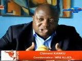 RDC: Clément Kanku propose une rencontre entre les signataires de l'accord du dialogue et le Rassemblement