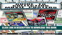 Best Seller The Overstreet Guide To Collecting Movie Posters (Overstreet Guide to Collecting SC)
