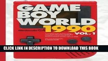 Best Seller Game Boy World: 1990 Vol. 1 | Color Edition: A History of Nintendo Game Boy