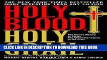 Rh Negative Blood - Holy Grail Bloodline - video dailymotion