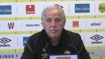 Foot - L1 - FCNA : Girard «Belhanda, une des meilleures recrues niçoises»