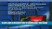 Read Now Terahertz Sensing Technology, Vol. 1: Electronic Devices and Advanced Systems Technology