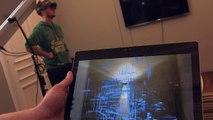 Hololens, on essaye la réalité augmentée par Microsoft