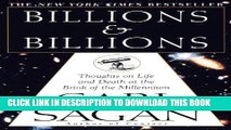Best Seller Billions   Billions: Thoughts on Life and Death at the Brink of the Millennium Free