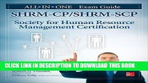 [New] PDF SHRM-CP/SHRM-SCP Certification All-in-One Exam Guide Free Online