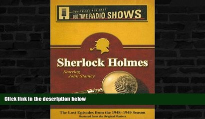 EBOOK ONLINE  Sherlock Holmes: The Lost Episodes from the 1948-1949 Season Restored from the