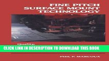 PDF Fine Pitch Surface Mount Technology: Quality Design and