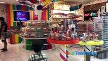 Ryan ToysReview Family Fun Trip Airplane to NYC Kinder Surprise Eggs Opening Kids Disney Toys Mashem-_7TdXg9nViw