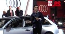 Estos son los 25 nuevos Audi del Real Madrid de fútbol