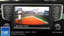 Annonce Occasion VOLKSWAGEN Golf 1.6 TDI 110ch BlueMotion Technology FAP Allstar 5p 1.6 TDI 110ch BlueMotion Technology FAP Allstar 5p
