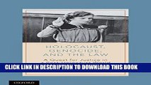[PDF] Holocaust, Genocide, and the Law: A Quest for Justice in a Post-Holocaust World Popular
