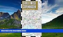Big Deals  Streetwise Copenhagen Map - City Center Street Map of Copenhagen, Denmark (Streetwise