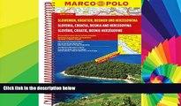 Full [PDF]  Slovenia/Croatia/Bosnia Marco Polo Road Atlas  READ Ebook Online Audiobook