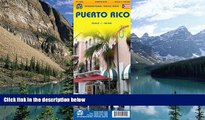 Big Deals  Puerto Rico Travel Reference Map1:190,000 (International Travel Maps)  Full Ebooks Most