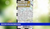Must Have PDF  Streetwise Washington DC Map - Laminated City Center Street Map of Washington, DC