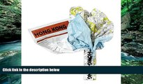 Big Deals  Crumpled City Map-Hong Kong  Full Ebooks Most Wanted