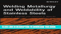 [PDF] Welding Metallurgy and Weldability of Stainless Steels Full Colection