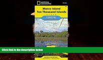 Books to Read  Marco Island, Ten Thousand Islands (National Geographic Trails Illustrated Map)