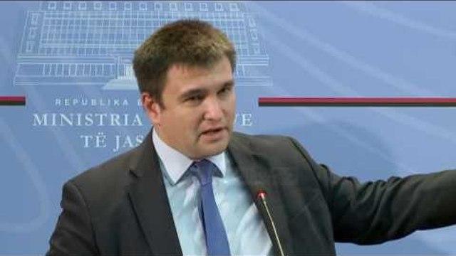 Mosnjohja e Kosovës, Kievi: Moska përdor Krimenë - Top Channel Albania - News - Lajme