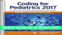 [READ] EBOOK Coding for Pediatrics: A Manual for Pediatric Documentation and Payment BEST COLLECTION