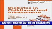 [FREE] EBOOK Diabetes in Childhood and Adolescence (Pediatric and Adolescent Medicine, Vol. 10)