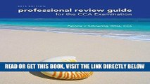 [FREE] EBOOK Professional Review Guide for the CCA Examination, 2015 Edition (with Premium Web