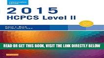 [READ] EBOOK 2015 HCPCS Level II Professional Edition, 1e (Hcpcs Level II (American Medical Assn))