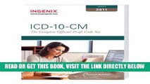 [READ] EBOOK ICD-10-CM: The Complete Official Draft Code Set (2011 Draft) (ICD-10-CM Draft) BEST