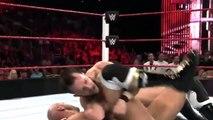 Rusev vs Kevin Owens vs Cesaro vs Finn Balor - Raw 7_25_16