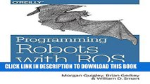 Library Programming Robots with ROS - Video Dailymotion