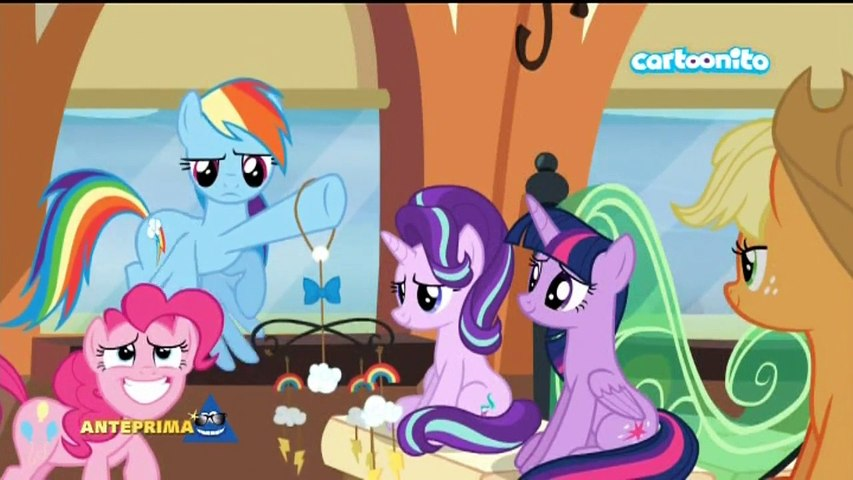 My Little Pony: L'amicizia è magica [Stagione 6] [Episodio 1] La Cristallizzazione (PARTE 1) [Completo]