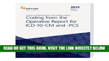 [READ] EBOOK Coding from the Operative Report for ICD-10-CM and PCS-2015 (Coding   Reimbursement