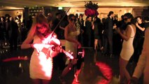 Best Los Angeles Rock String Quartet for hire for events - Bond Theme (live)