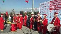 Azerbaycan-Karabağ Parkı ve Hocalı Soykırımı Anıtı Açılışı