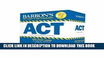 Best Seller Barron s ACT Flash Cards, 2nd Edition: 410 Flash Cards to Help You Achieve a Higher