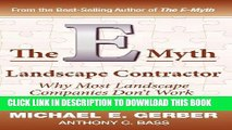Best Seller The E-Myth Landscape Contractor Free Download