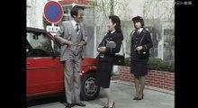 ドリフ大爆笑。駐車違反