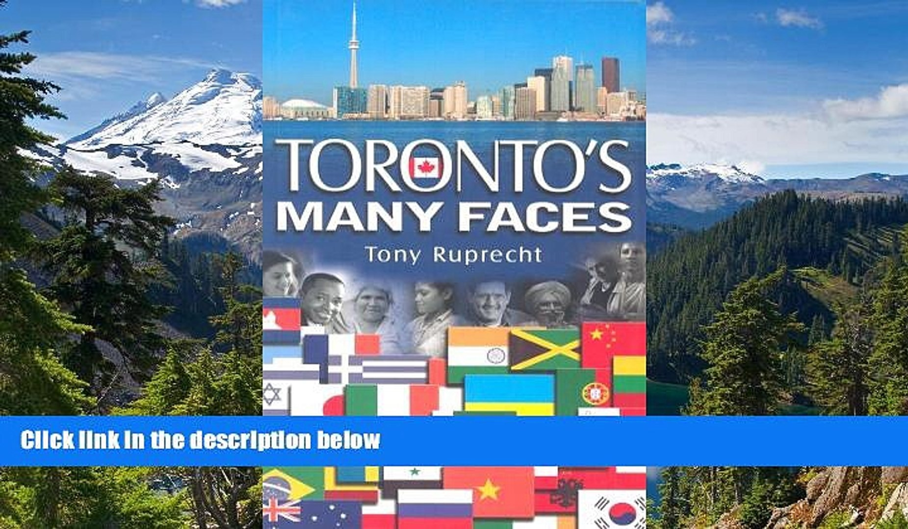 READ FULL  Toronto s Many Faces (Canadian Bed   Breakfast Guide)  READ Ebook Full Ebook